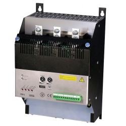 Controler trifazat Lumel RP3 68, 450 A, comanda 1x230 V, sarcina 3x400 V, intrare: impuls sau analogica, 2 relee