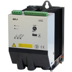 Controler de putere Lumel RPL1-24300E0, 125 A, puls, start/stop, comanda 1x230 V, sarcina 1x500 V, intrare: impuls sau analogica, 2 relee