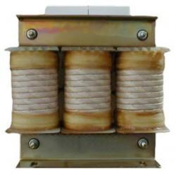 Bobina de reactanta a.c, trifazata, 30.40, pentru intrare sau iesire, 0.2 mH, 50 A, convertizoare pana la 22 kW