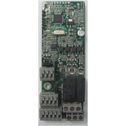 Placa extensie IO GD350 INVT EC-IO501-00, 4 intrari digitale, 1 iesire digitala, 1 intrare analogica, 1 iesire analogica, 1 releu NONC, 1 releu NO