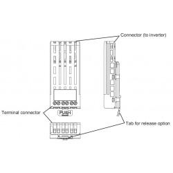 Extensie I/O 3 relee de iesire ETB0014Z, pentru VFAS3