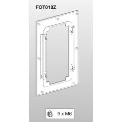 Flansa pentru montare FOT018Z, de la VFAS3-4004PC pana la VFAS3-4037PC