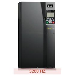 Convertizor de frecventa INVT GD350-030G-2-UL-HF, 30 kW, 110 A (HD), 3x230/3x230 V, 3200 Hz