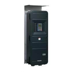 Convertizor de frecventa Toshiba VFAS3-4004PCE, 0.4 kW, 1.5 A, (HD) / 0.75 kW, 2.2 A, (ND), 3x400 V, IP55