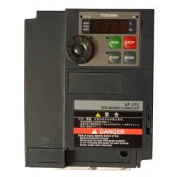 Convertizor de frecventa Toshiba VFS15-4004PL-W1, 0,4 kW, 1,5 A (HD)/0,75 kW, 2,1 A (ND), 3x400 V